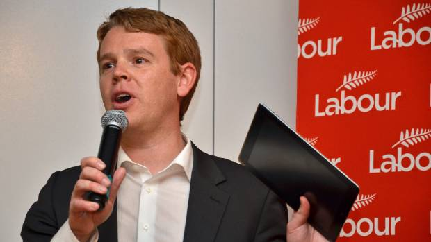 "Labour Party education spokesman Chris Hipkins says scrapping interest-free student loans would ""reinforce inequity''."