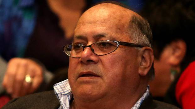 Te Atiawa's Grant Knuckey has made a submission to the Maori Affairs Committee, which is expected to travel to Taranaki ...