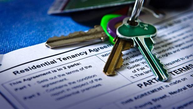 The return on rents is still well out of line with property values in Auckland.
