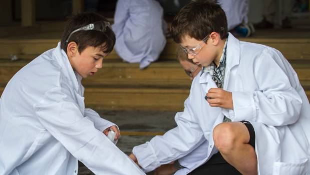 Science classes are a great way to keep the learning going throughout the school holidays.