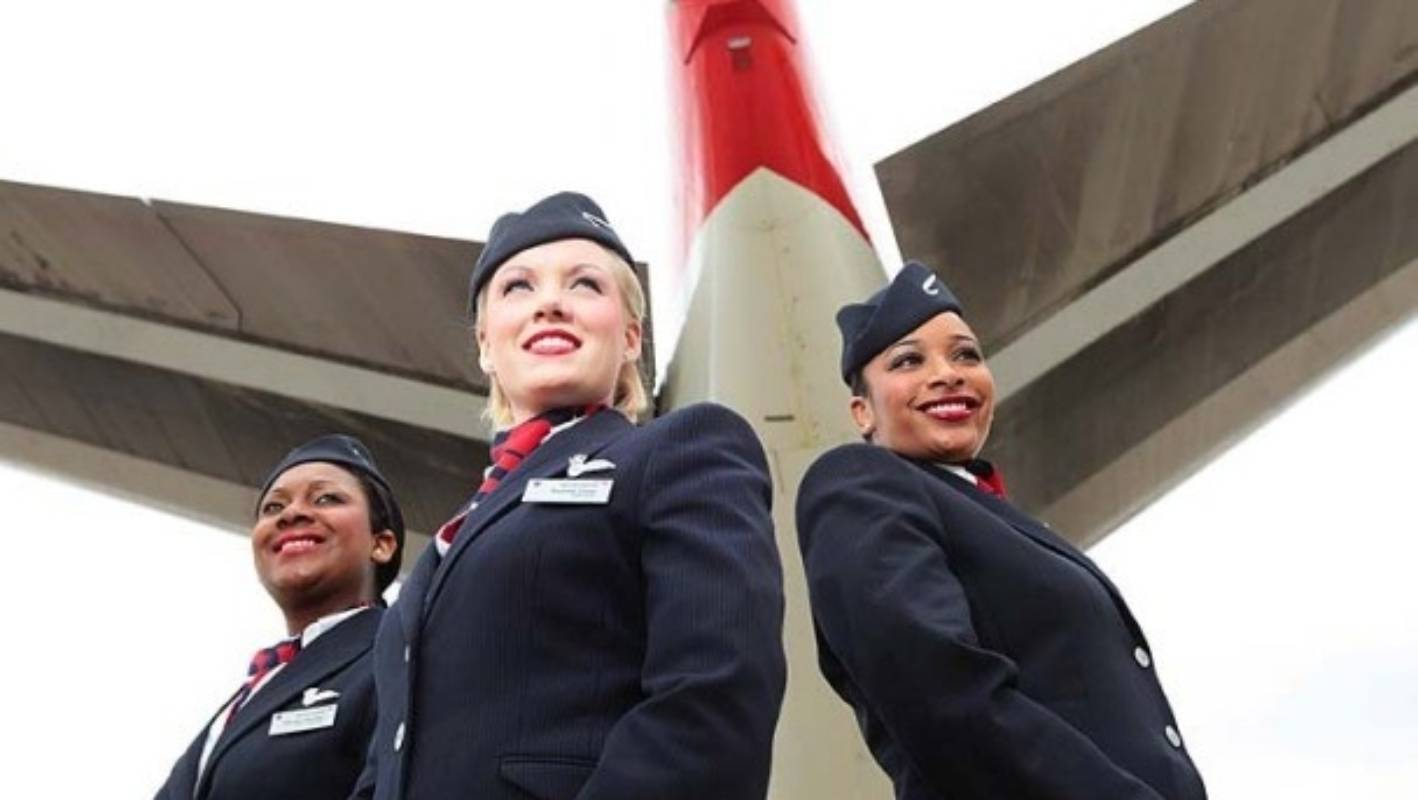best dating a flight attendant uniforms