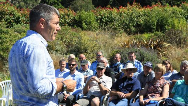 Primary Industries Minister Nathan Guy has announced much of the South Island will remain under drought classification ...