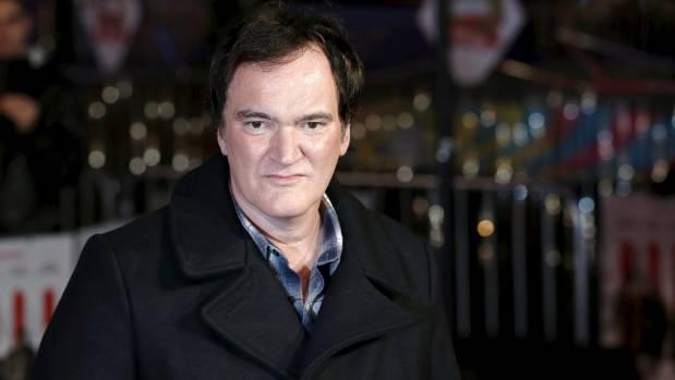 Quentin Tarantino developing new Star Trek movie