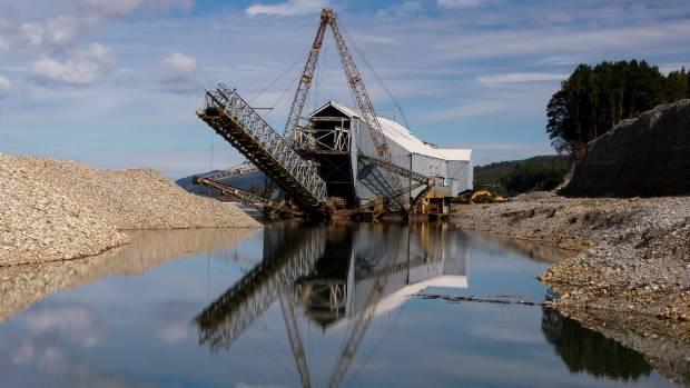 Unique West Coast gold dredge for sale | Stuff co nz