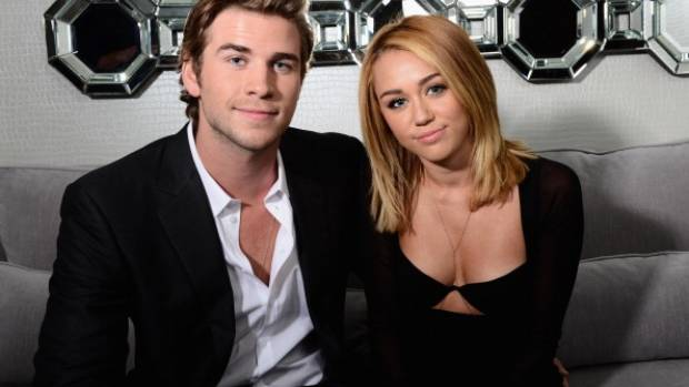 The pair pictured together in 2012, the year Hemsworth originally popped the question.