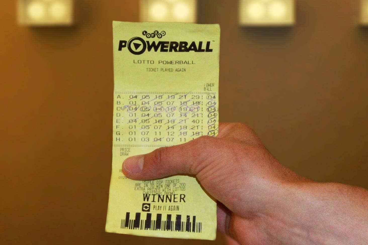 Detail prize bond prizes for powerball
