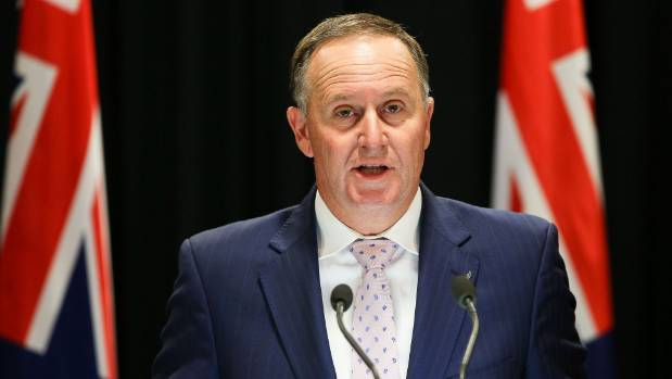 Prime Minister John Key says a tobacco plain packaging bill  - currently paused in parliamentary proceedings - should be ...