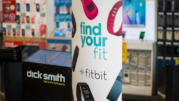 Dick Smith customers who were left waiting on their Fitbits can now collect their exercise tech.