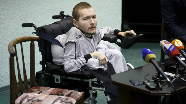 Valery Spiridonov wants to become the first person ever to undergo a human head transplant performed by Dr Sergio ...