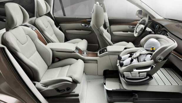 Volvo is renowned for its innovative safety features.