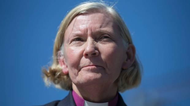 Bishop Victoria Matthews.
