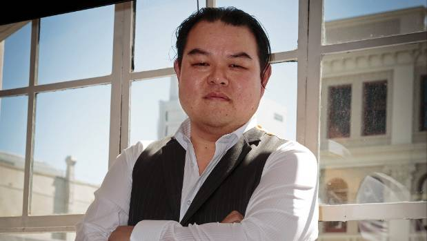 John Chow (pictured) and his brother Michael will transfer two properties to their NZAX listed company.