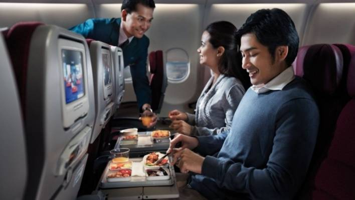 Airline review: Malaysia Airlines economy class, Kuala