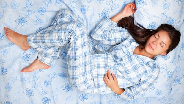 If temperatures in your bedroom climb above 25C you're unlikely to get a good sleep.