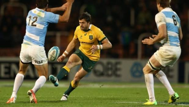 Wallabies against Argentina in Mendoza. The two teams will play a Rugby Championship fixture at Twickenham this year.
