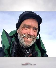 Henry Worsley died soon after being evacuated from Antarctica.