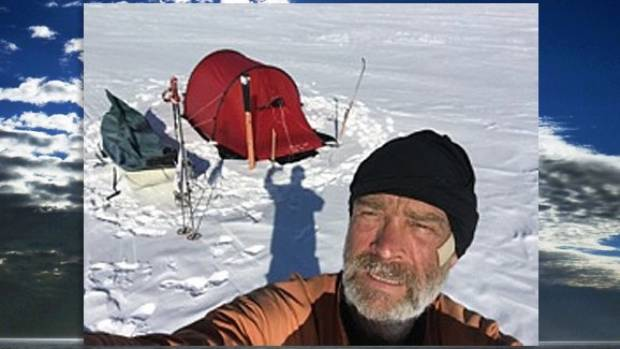 Henry Worsley was attempting to become the first person to cross Antarctica solo and unsupported.