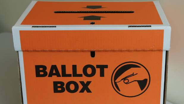 Palmerston North plans to take another step away from the ballot box to trial online voting in October.