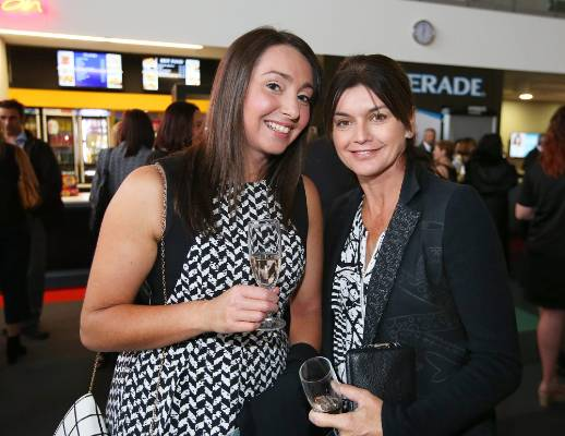 Melissa Tyson and Jodi Remi at Simply Nigella in Invercargill on Tuesday.