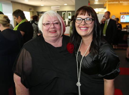 Jan Jennings and her daughter Lizzie Jennings, both of Invercargill, at Simply Nigella in Invercargill on Tuesday.