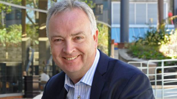 Wellington City Council chief executive Kevin Lavery.