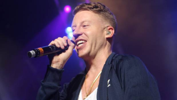 PM 'looking forward' to Macklemore's NRL song