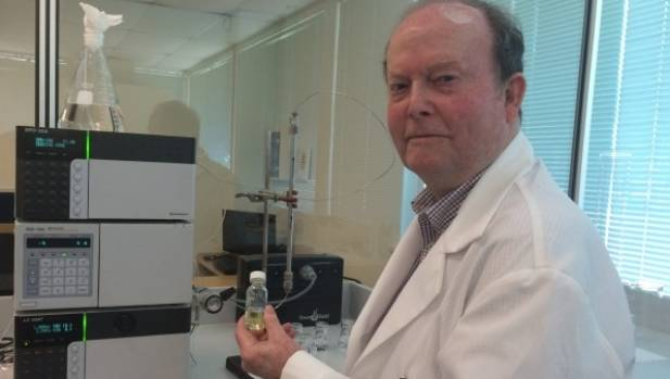 Dr Graham Melrose has developed an antibiotic that could defeat superbugs and other diseases including tuberculosis and ...
