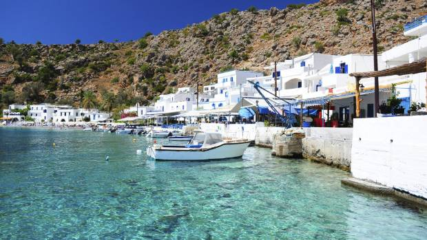 lonely planet guide to greece
