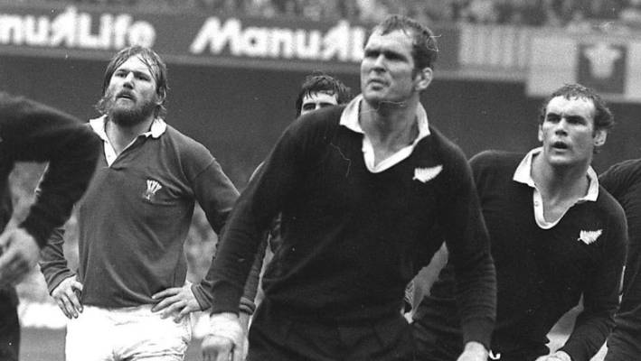 Andy Haden on the All Blacks' 1978 lineout dive: 'You don't make ...
