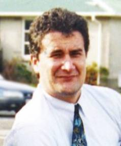 Former Lower Hutt funeral director Darryl Angus in 2002.