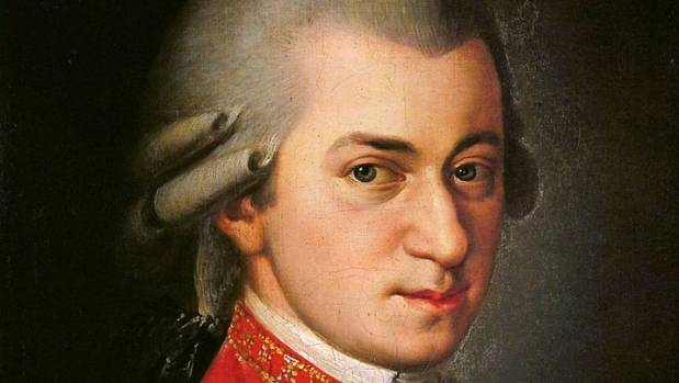 "Mozart exclaimed ""I eat to your health"" when he was served pork cutlets. It was the wrong thing to say."