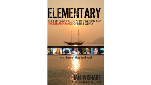 Ian Wishart's Elementary hit bookshelves today with a new theory on the Scott Watson case.
