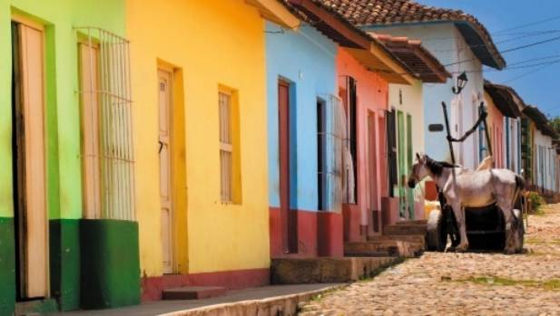 The UNESCO World Heritage-listed town of Trinidad is a six-hour drive from Havana.