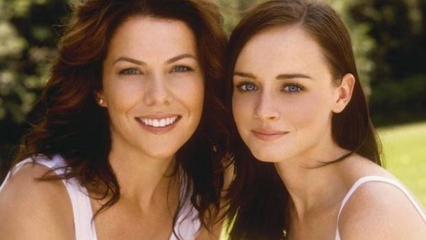 The rumours were true - Netflix has brought the Gilmore Girls back.