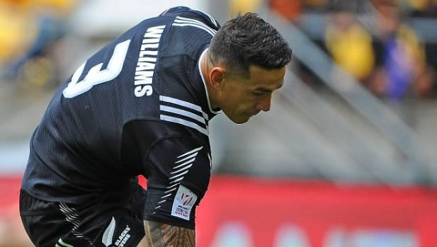 New Zealand Sevens off to a winning start in Wellington.