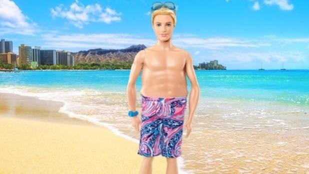 Calls To Include Dad Bod Ken In New Barbie Range Stuff