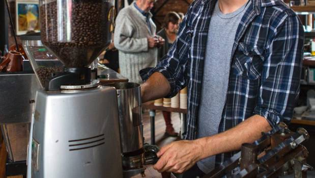 The Lyttelton Coffee Company chooses not to offer trim milk because it creates an inferior product.