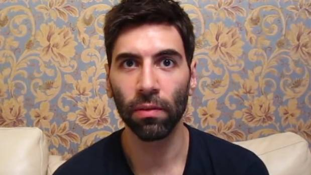 "US-based ""neomasculinist"" and legal rape advocate, Daryush ""Roosh"" Valizadeh."