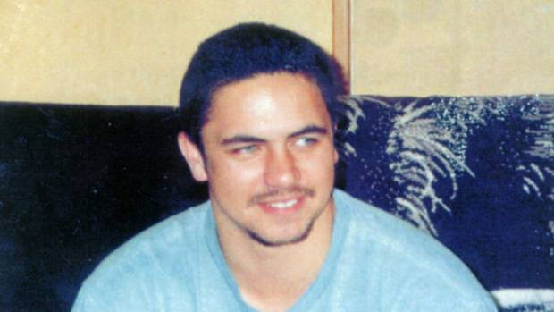 Steven Wallace, shot by police in May 2000.
