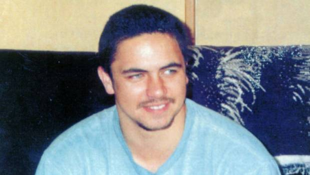 Steven Wallace, fatally shot in April 2000.