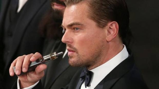 Hollywood actor Leonardo DiCaprio was caught vaping at the SAGs.