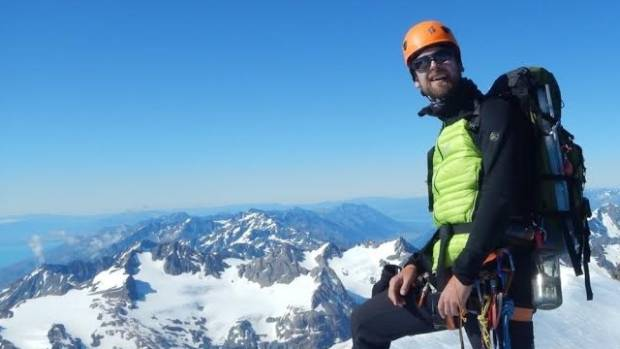Gergo Verhas, of Hungary, died while climbing in the Arthur's Pass National Park.