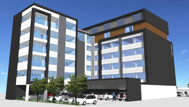 Hotel project to replace luxury apartment scheme for Luxury hotel project