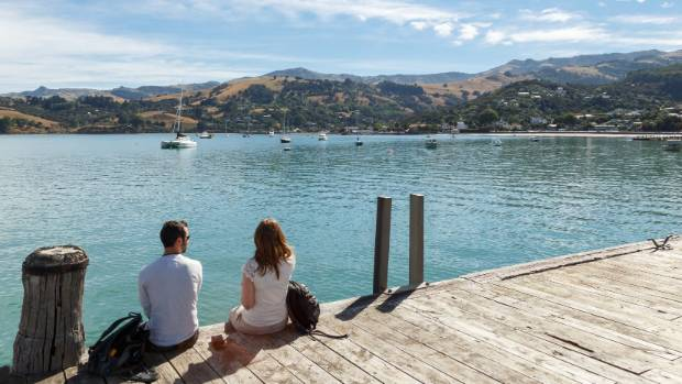 With its French influence, Akaroa is all about the romance.