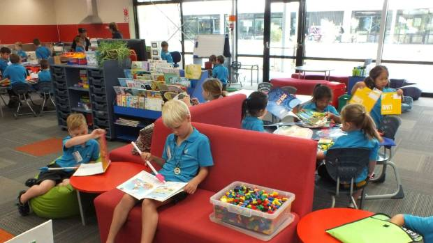 Classroom Design Research ~ Difficult to justify investment in modern learning