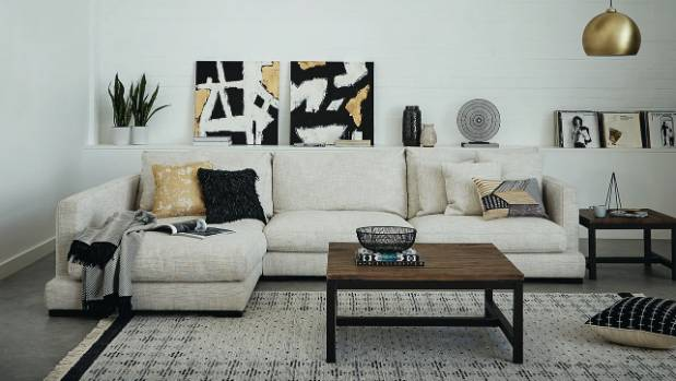 What 39 s new in lounge seating for Cheap designer furniture nz