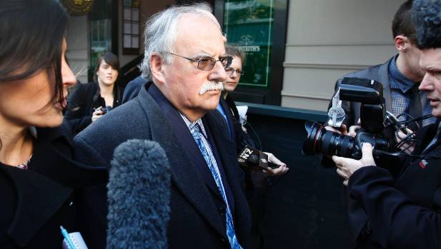 Fraudster David Ross was jailed for 10 year and 10 months for his role in New Zealand's largest ever ponzi scheme.