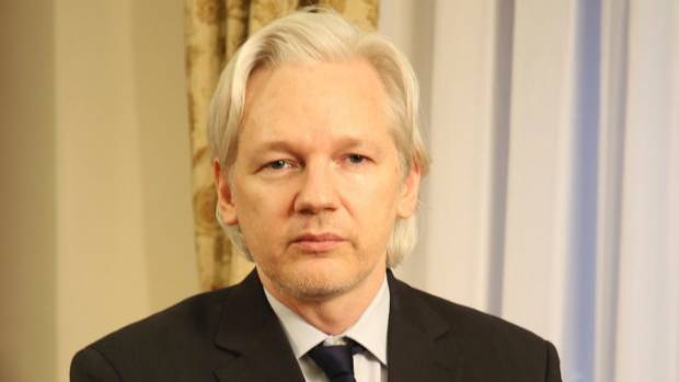 WikiLeaks publisher and editor-in-chief Julian Assange will participate in a video Q&A in Auckland from London.