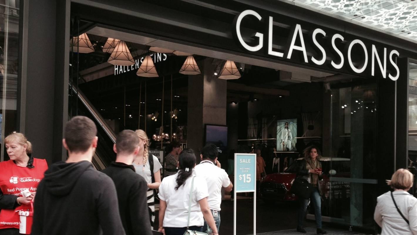 Hallenstein Glasson profit warning shows local retailers ...