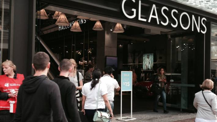 Did Glassons lose its way? Hallenstein Glasson says ...